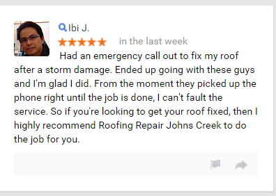 johns creek roof repair